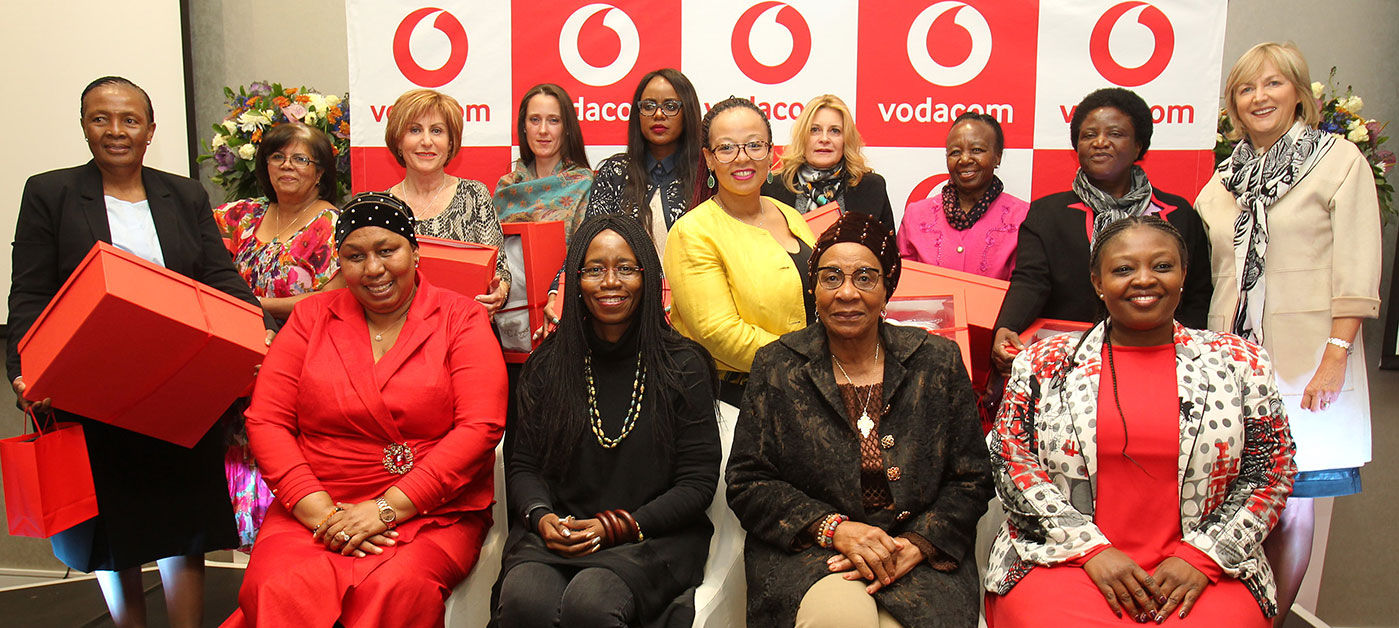 Vodacom Foundation celebrates women making a difference in their communities